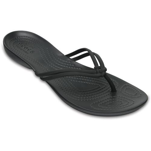 Crocs Isabella - Sandales Femme - noir sur campz.fr !
